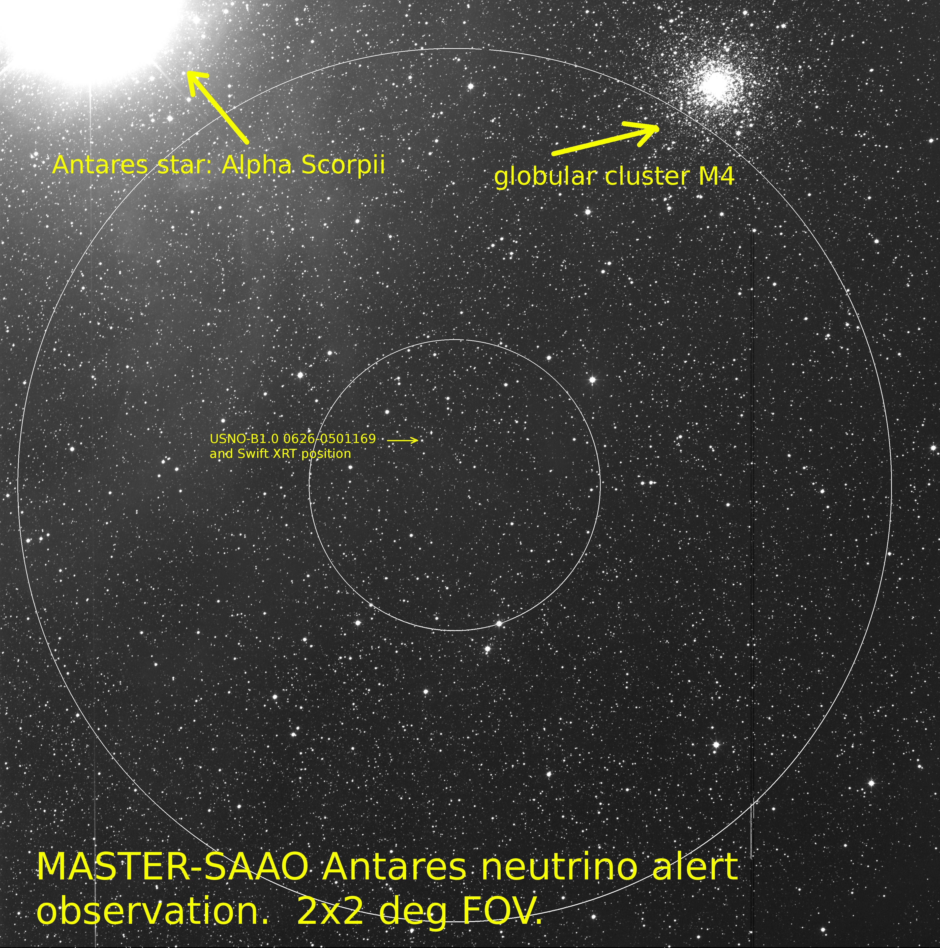 Antares alert Image